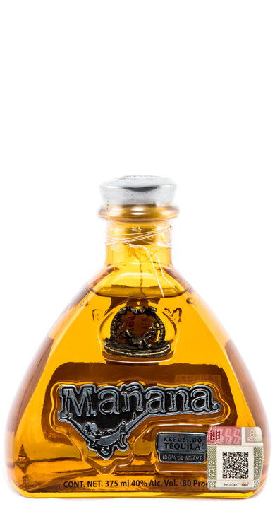 Bottle of Mañana Reposado
