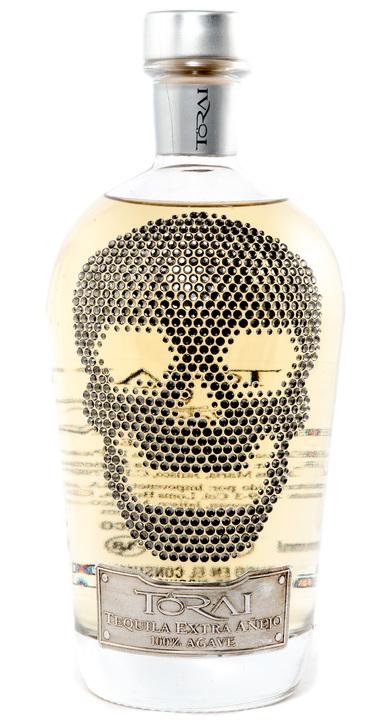 Bottle of Torai Extra Añejo