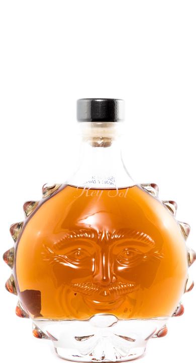 Bottle of Rey Sol Extra Añejo