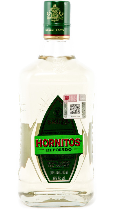 Bottle of Sauza Hornitos Reposado