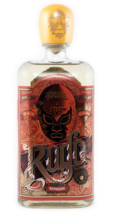Bottle of Rudo Reposado