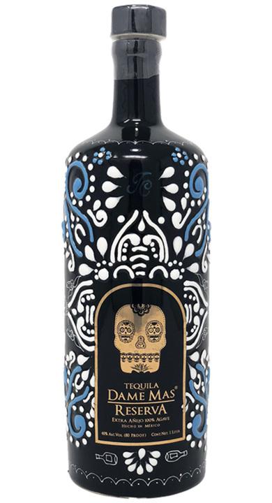 Bottle of Dame Más Reserva Extra Añejo