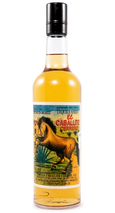 Bottle of El Caballito Cerrero Añejo 9 Años (44%)