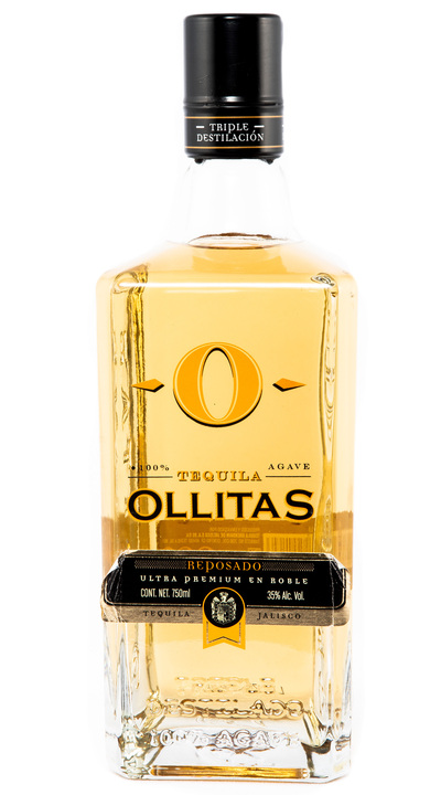 Bottle of Orendain Ollitas Reposado
