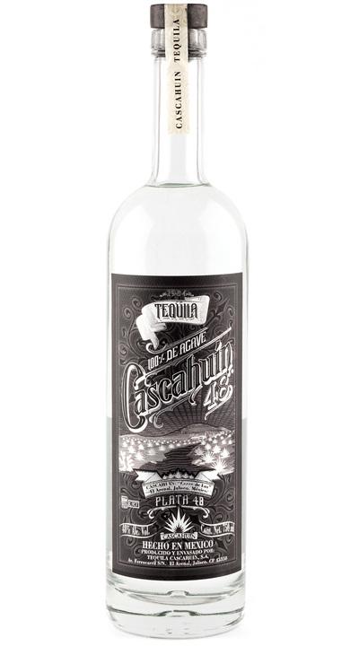 Bottle of Cascahuín Plata 48%