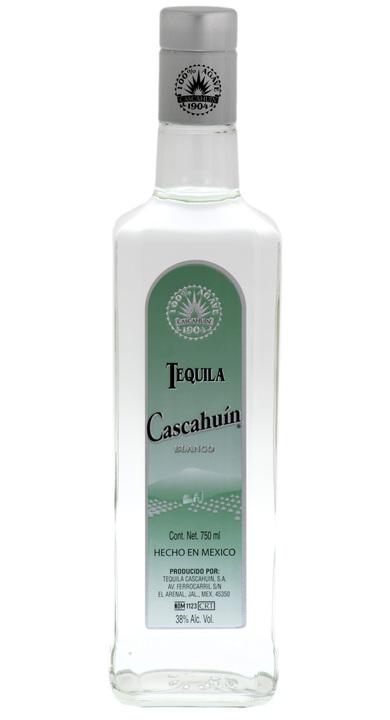 Bottle of Cascahuín Blanco