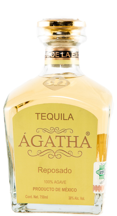 Bottle of Agatha Reposado