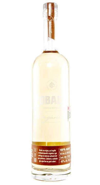 Bottle of Cobalto Reposado Organic