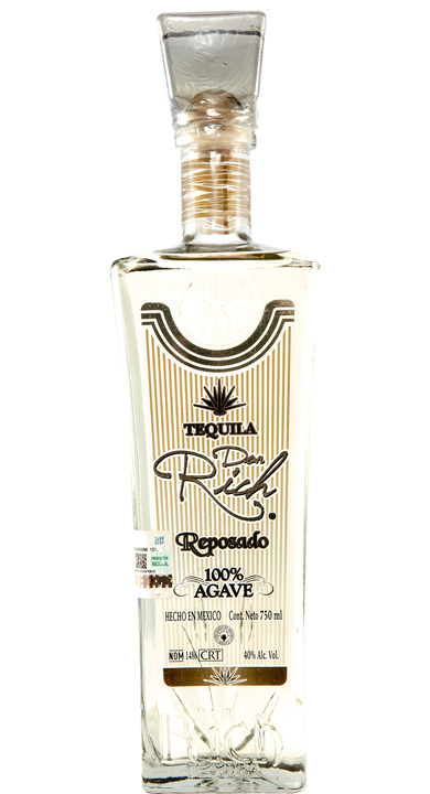 Bottle of Tequila Don Rich Reposado
