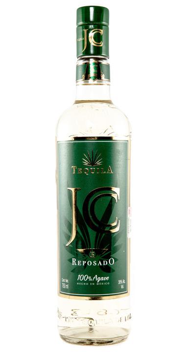 Bottle of JCC Reposado