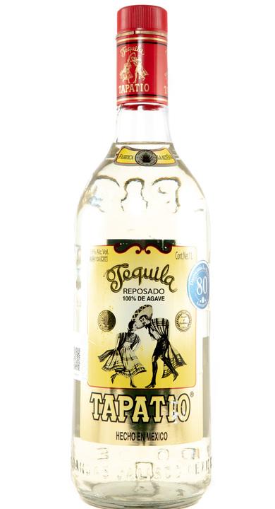 Bottle of Tapatio Reposado