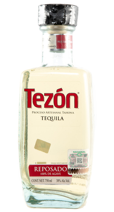 Bottle of Tezon Reposado