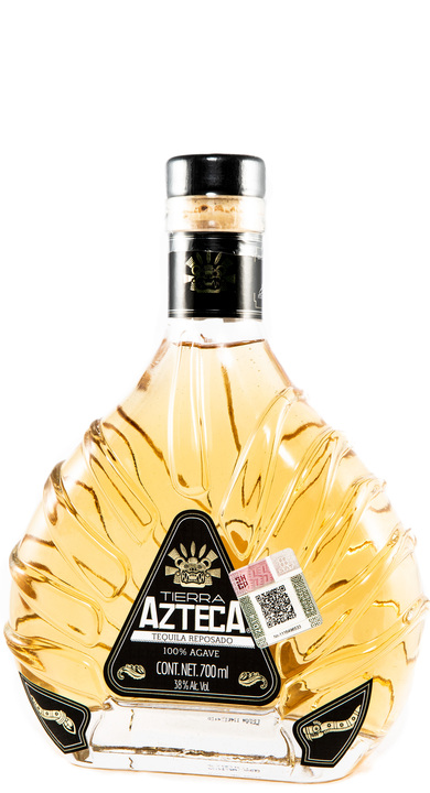 Bottle of Tierra Azteca Reposado