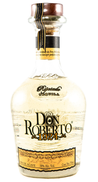 Bottle of Don Roberto Reposado
