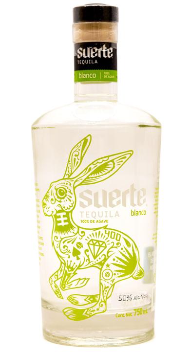 Bottle of Suerte Still Strength Blanco (La Cata - Filtered)