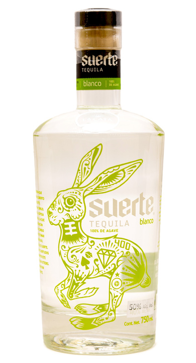Bottle of Suerte Still Strength Blanco (La Cata - Unfiltered)