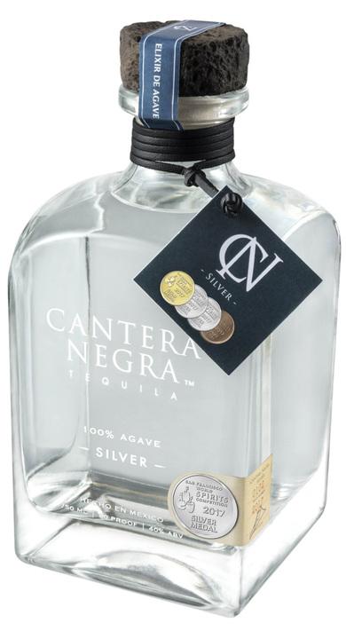 Bottle of Cantera Negra Silver