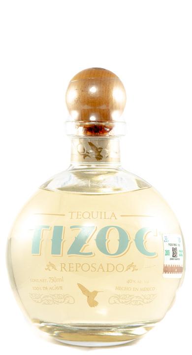 Bottle of Tizoc Reposado