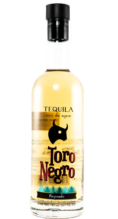 Bottle of Toro Negro Reposado