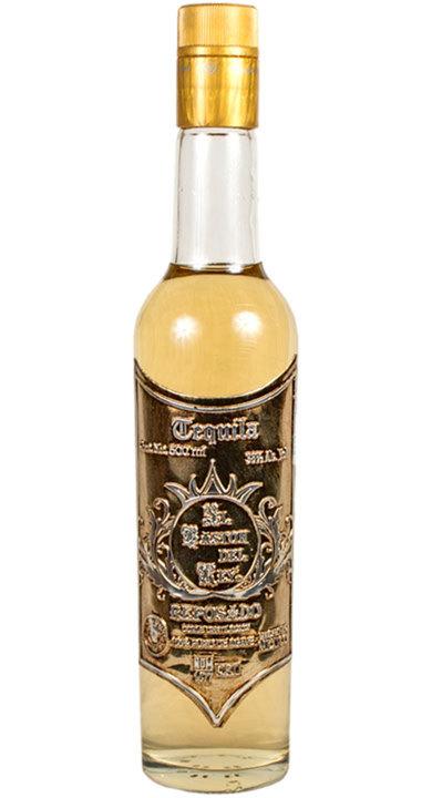 Bottle of El Baston del Rey Reposado
