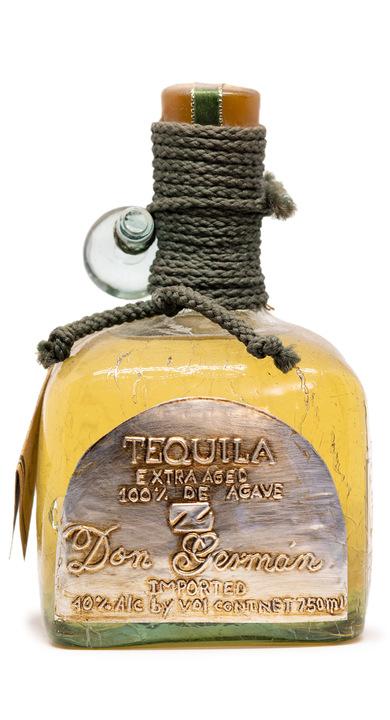 Bottle of Don Germán Extra Añejo
