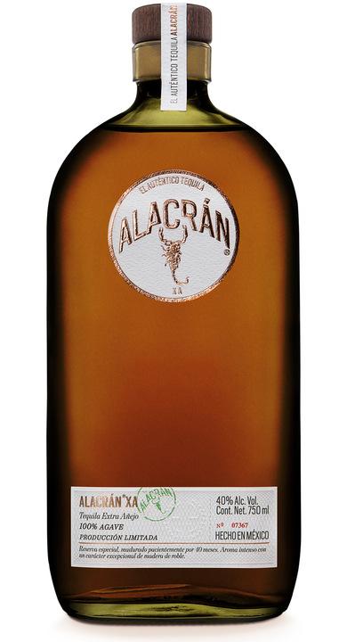 Bottle of Alacran XA