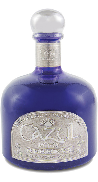 Bottle of Cazul 100 Reserva Extra Añejo