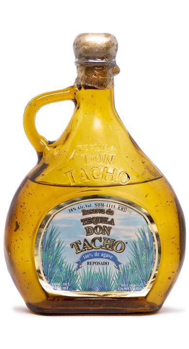 Bottle of Reserva de Don Tacho Reposado