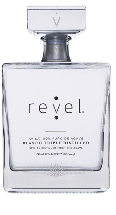 Bottle of Revel Avila Blanco