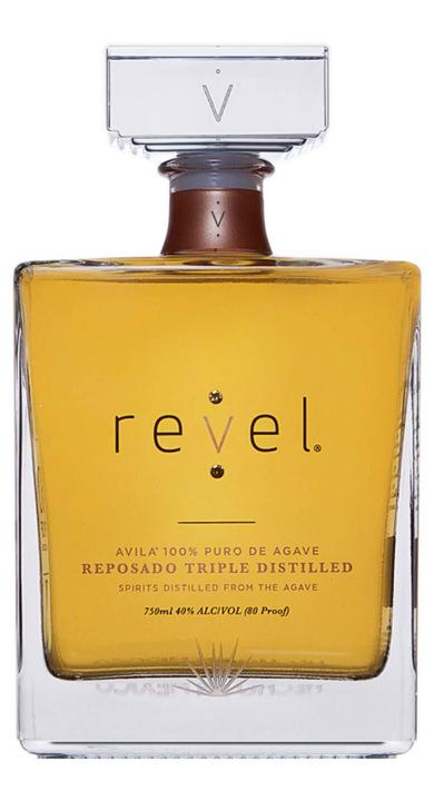 Bottle of Revel Avila Reposado