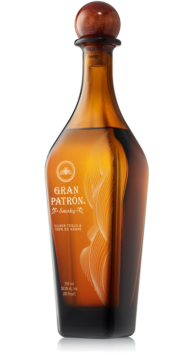 Bottle of Gran Patrón Smoky