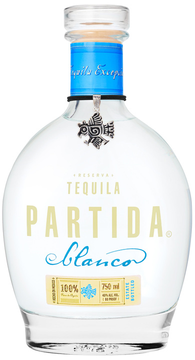 Bottle of Partida Blanco