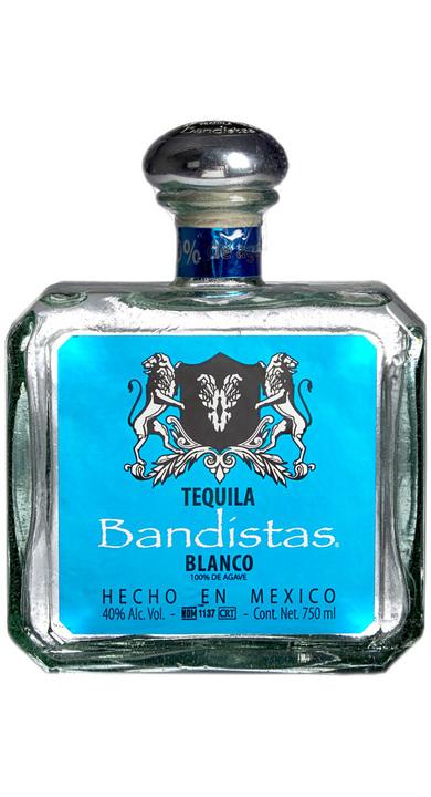 Bottle of Bandístas Blanco
