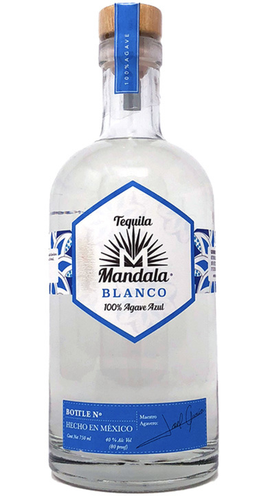 Bottle of Mandala Blanco