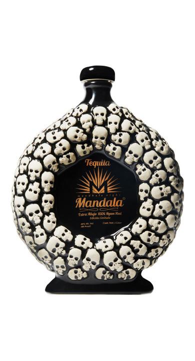 Bottle of Mandala Extra Añejo Dia de Muertos (7 year)