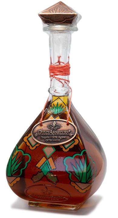 Bottle of Dulce Amargura Extra Añejo