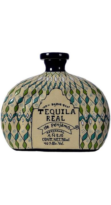 Bottle of Real de Penjamo Añejo (Basica)