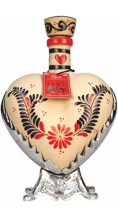 Bottle of Par 72 Grand Love Extra Añejo Ceramica