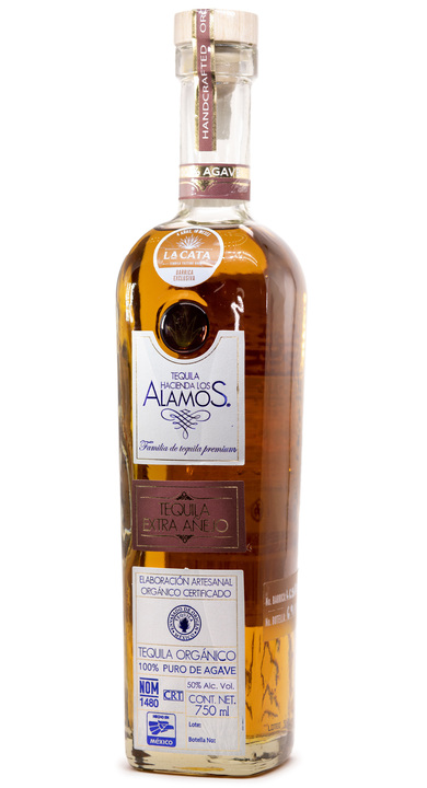 Bottle of Hacienda Los Alamos (La Cata) Single Barrel Extra Añejo