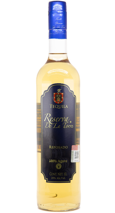 Bottle of Reserva de la Torre Reposado