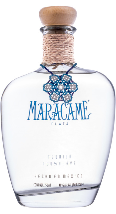 Bottle of Gran Maracame Plata