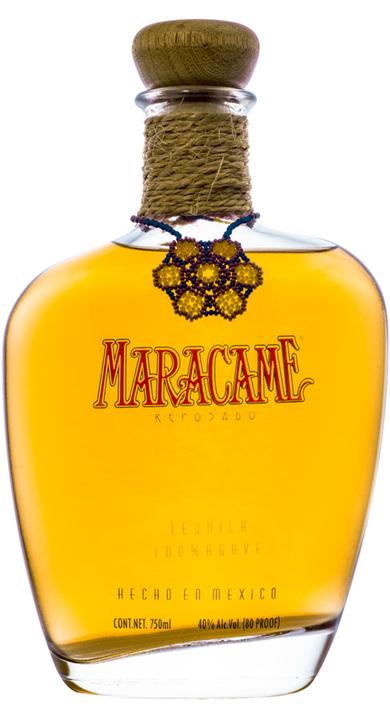 Bottle of Gran Maracame Reposado
