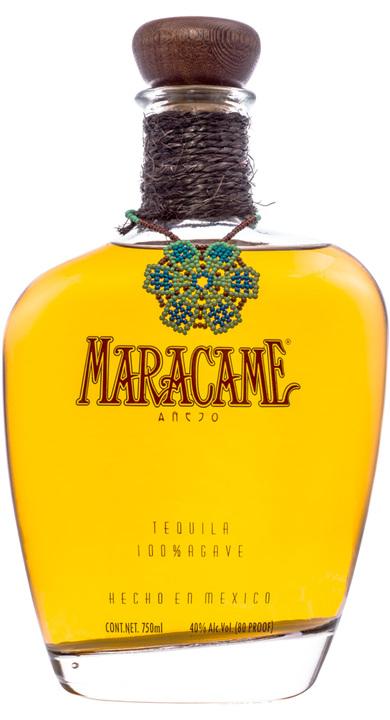 Bottle of Gran Maracame Añejo