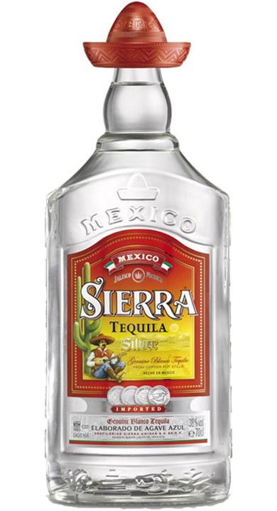 Bottle of Sierra Silver