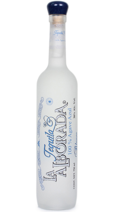 Bottle of La Alborada Blanco