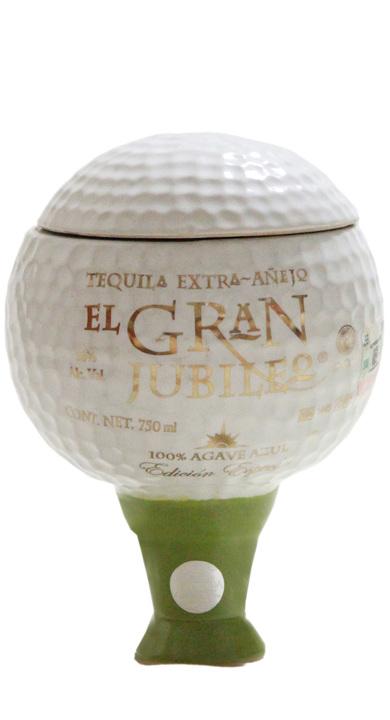 Bottle of El Gran Jubileo Extra Añejo Edición Especial