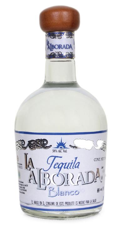 Bottle of La Alborada Blanco (Short Bottle)