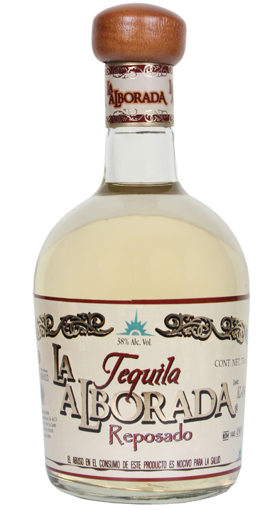 Bottle of La Alborada Reposado (Short Bottle)