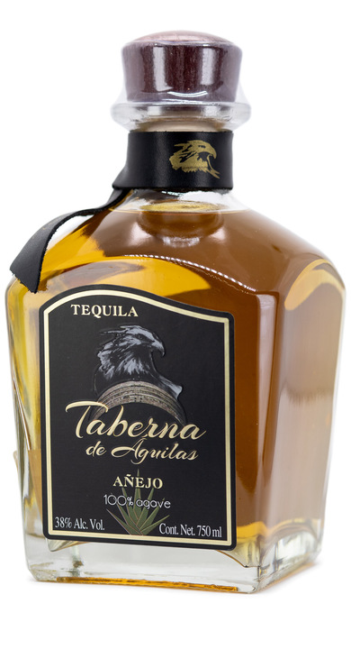 Bottle of Taberna de Aguilas Añejo
