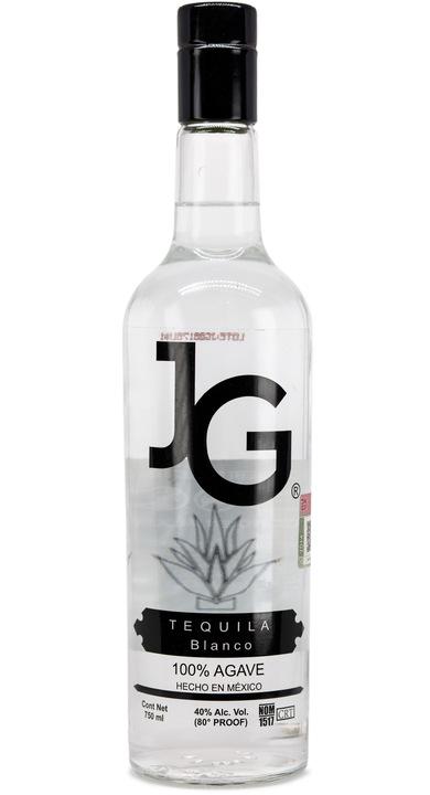 Bottle of Tequila JG Black Premium